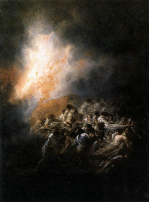 Goya | The Black Paintings | Saturn