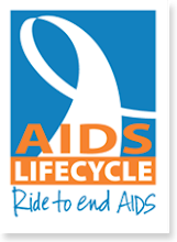 RIDE TO END AIDS!