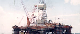 We are also involved in Offshore Oil Rig Project