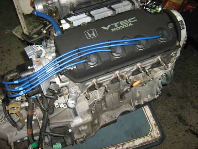 Westhill Motorsports  D15b Oh
