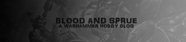 Blood and Sprue: Warhammer Fantasy and 40k, Painting, Converting, Terrain and Gaming