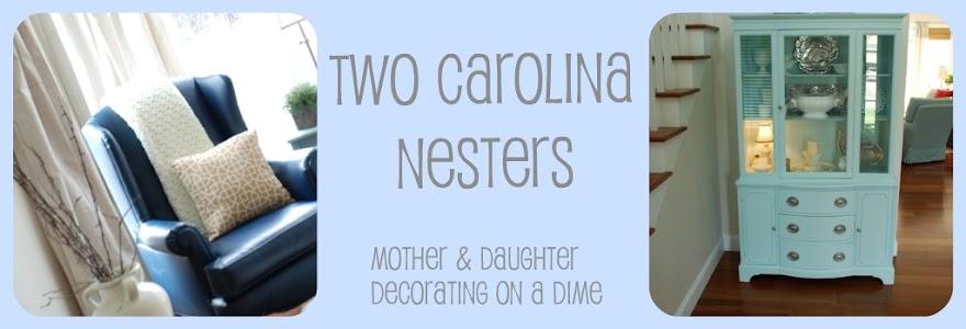 Two Carolina Nesters