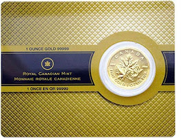 1 Ounce Gold Coin