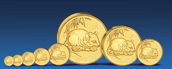 Australian's Gold Coins