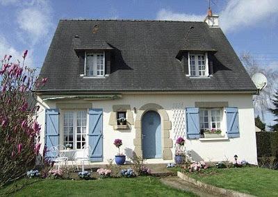 2008 de fransa da en güzel yazlık ev seçilmiş bu ev hayal kurmak