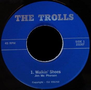The Trolls Walkin Shoes
