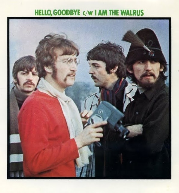I ' M The Walrus THE BEATLES - I AM THE...