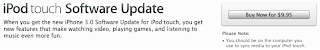 iPhone OS 3 Firmware released accidentally at iTunes download store