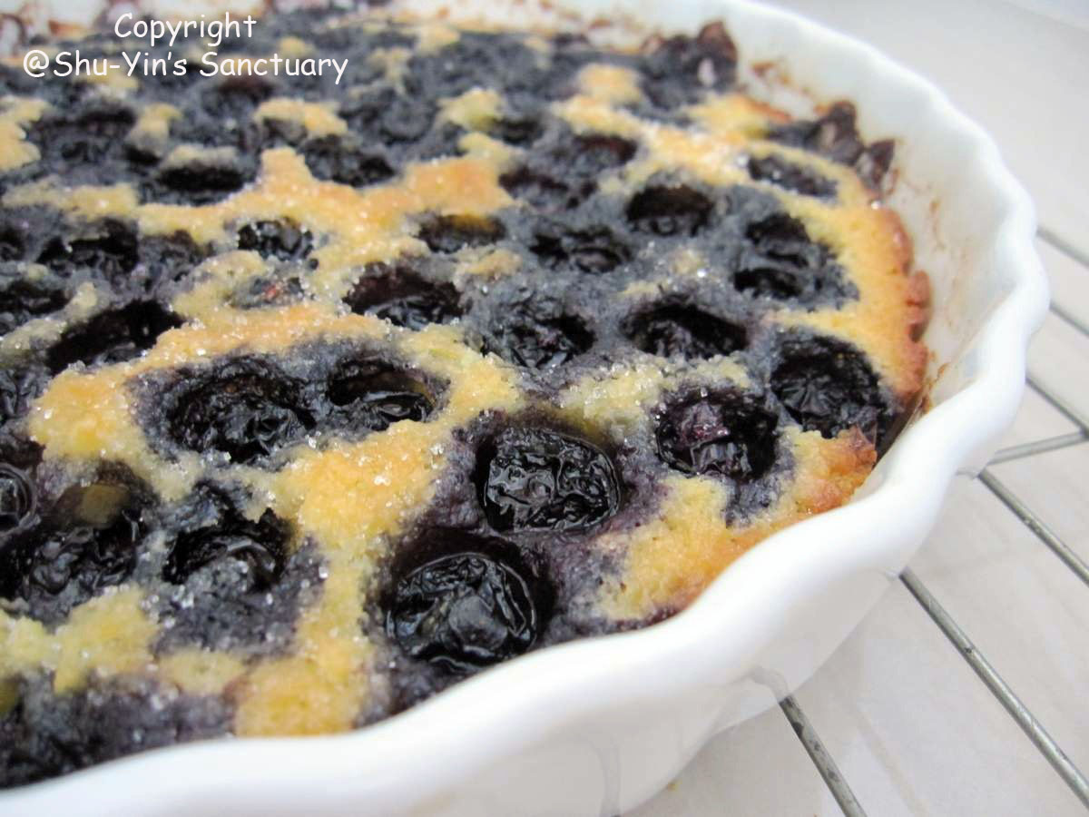 Blueberry Cobbler Recipe — Dishmaps