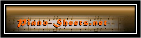 Sheet Music, Piano Sheet, Piano Notes