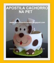 APOSTILA CACHORRO PET