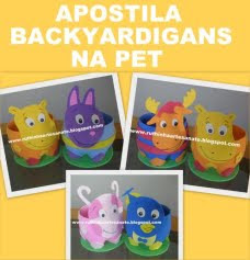 Apostila turma dos Backyardigans