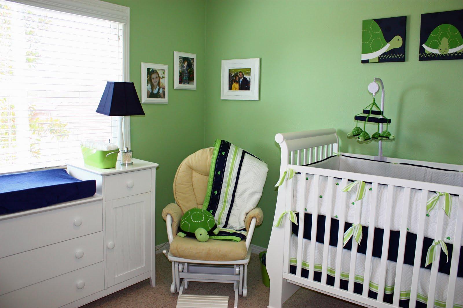 Kole 39 s nursery the sunny side up blog for Cute baby boy bedroom ideas