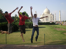 Outjumping the Taj