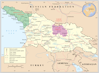 war between georgians and ossetians essay The balance strikes back: power, perceptions, and ideology in georgian foreign policy,  on the fighting between georgians and south ossetians in august 2008.