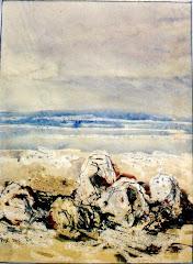 Muizenberg Beach 1960