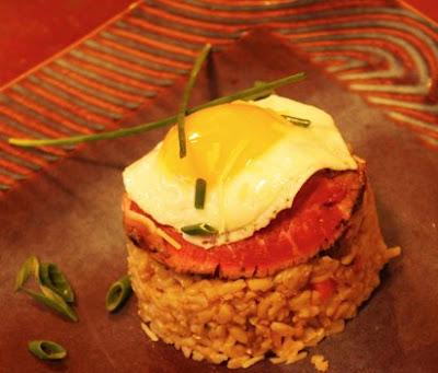 Eat Life: Korean Style Steak and Eggs