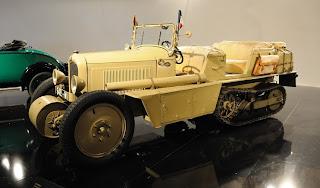 Citroën C4 autochenille 1932