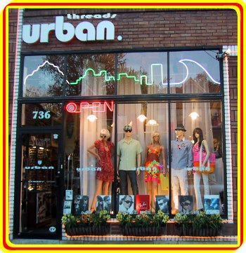 urban threads Buffalo, NY