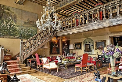 italia francia curiosit lavoro affari ed amore case da sogno n 03 parigi. Black Bedroom Furniture Sets. Home Design Ideas