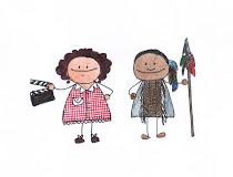 La directora de cine y el indígena