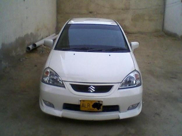 Suzuki Step  Modified