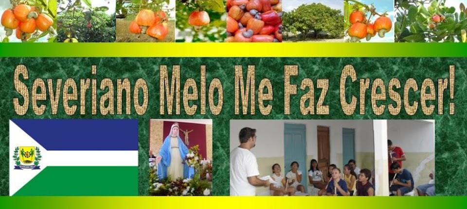 SEVERIANO MELO - RN