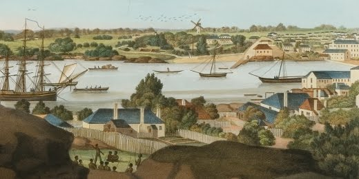 Links to Australia's First Fleet & its light-fingered passengers