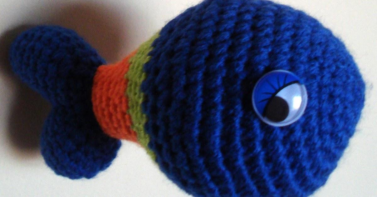 Amigurumi Crochet Fish Pattern : AllSoCute Amigurumis: Amigurumi Fish, Crochet Fish
