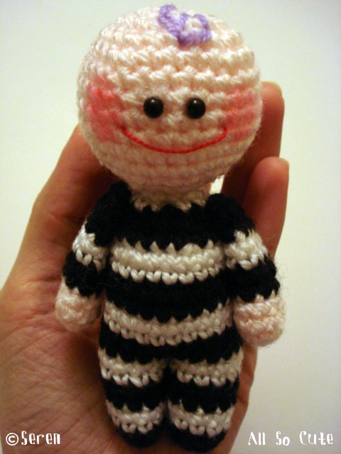 Amigurumi For Baby : AllSoCute Amigurumis: Been Inside 9 Months 10 Days / 9 ay ...