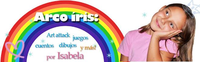 Arco Íris: cuentos y dibujos de Isabela