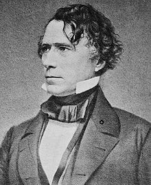 message to president franklin pierce