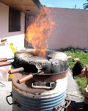 el horno es imagen del cuerpo humano: no funciona sin aire, su modo óptimo de respirar determina..