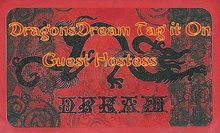 Guest Designer for DragonsDream Tag It On