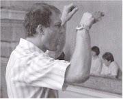 Dirigent Tomaž Meglič