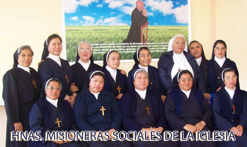 Misioneras Sociales de la Iglesia