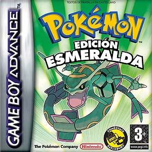 guia de pokemon edicion esmeralda:
