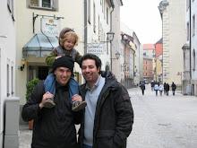 Erkan, Samim and Ethan