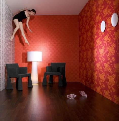 Decoraciones de interiores vj interiores decoracion for Patron de papel tapiz para sala comedor