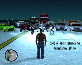 GTA San Andreas Super Mod testado e aprovado