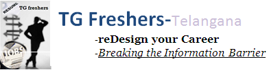 TG Freshers - ReDesign ur Career