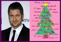 Gerard Butler - Merry Christmas