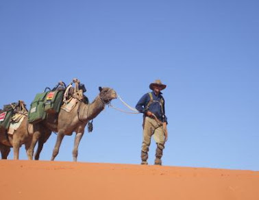 Thank You Camel Expeditions, Australia