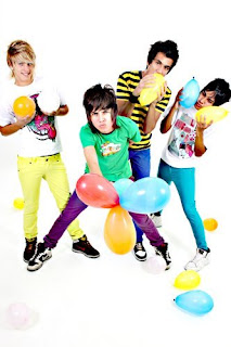 Fotos da Banda restart