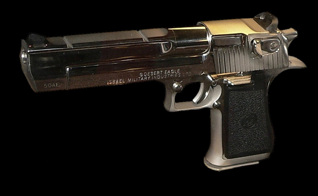 chrome baby desert eagle - photo #9