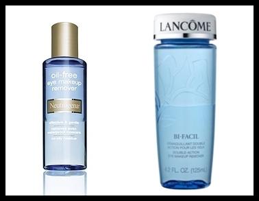 lancome bifacil eye makeup remover dupe