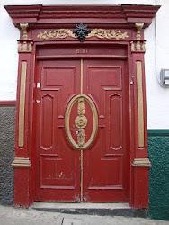Puerta Típica Salamineña.