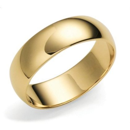 Me A Plain Gold Band That me a plain gold band that