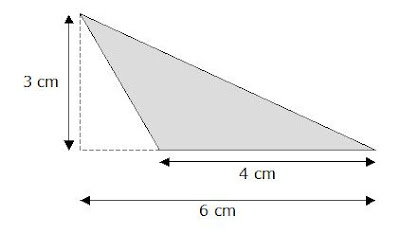how to get the area of a triangle