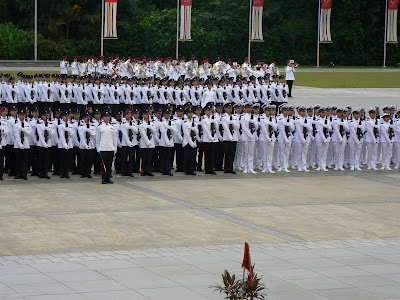 saf cadets commissioned as officers singapore more than 500 officer ...